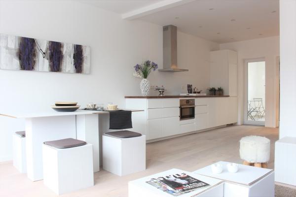 Sfeervolle lichte appartementen in vernieuwbouw te Deurne-Zuid!